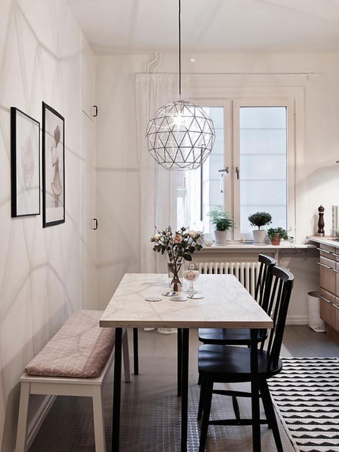 luminaire-de-salle-à-manger-éclairage-original