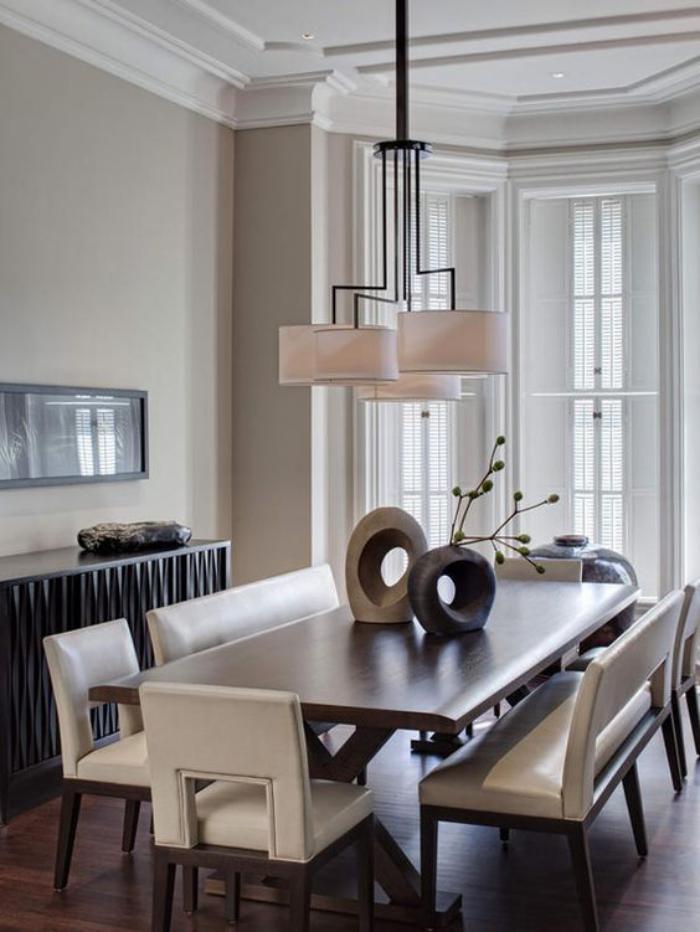 quel luminaire de salle manger selon vos pr f rences et. Black Bedroom Furniture Sets. Home Design Ideas