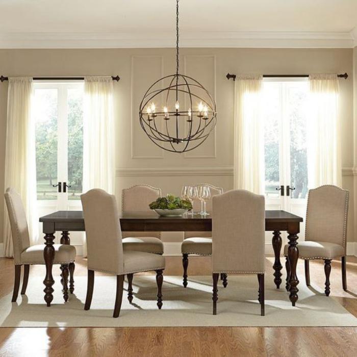 luminaire-de-salle-à-manger-chandelier-rond-luminaires-salle-à ...