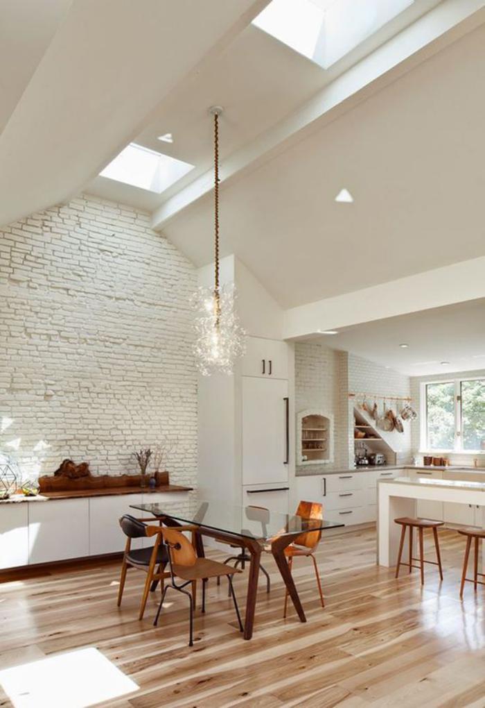 Luminaire Haut Plafond Maison Design Homedian