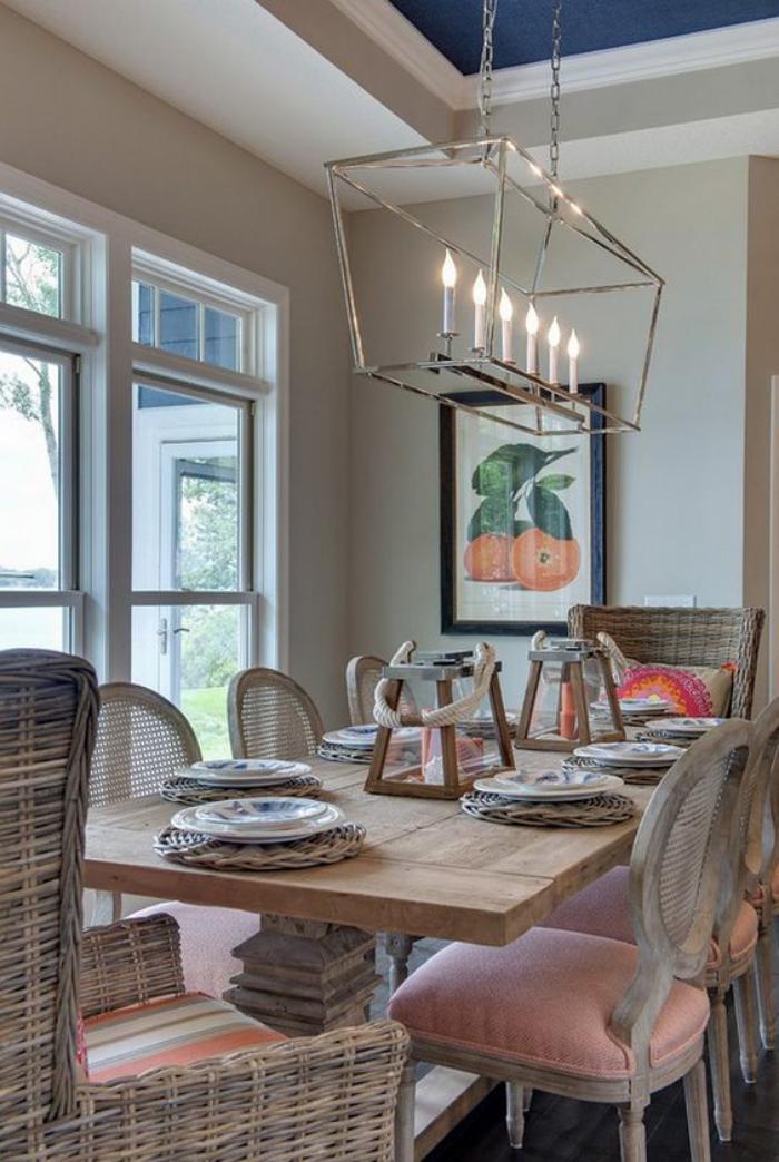luminaire-de-salle-à-manger-joli-chandelier-pour-salle-à-manger