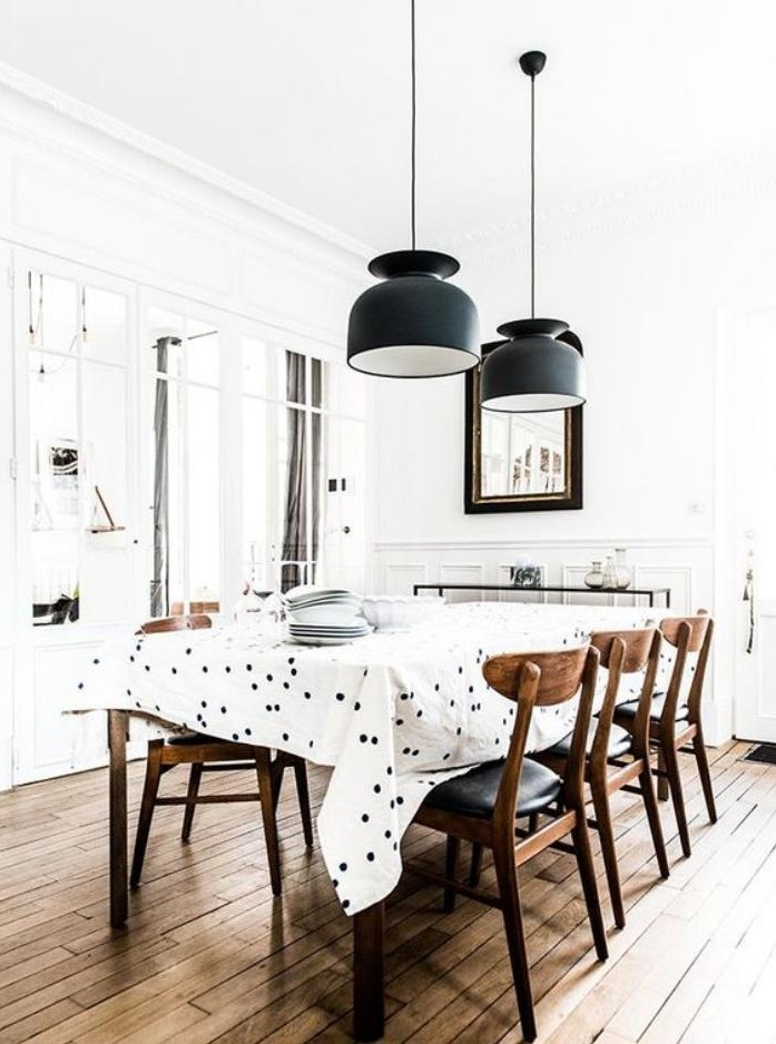 suspension salle manger tom dixon accueil design et mobilier. Black Bedroom Furniture Sets. Home Design Ideas