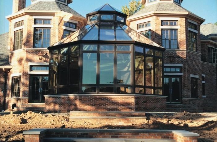 magnifique-veranda-victorienne-très-chic-magnifique-maison en-briques-design-veranda-esthétique