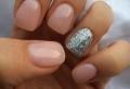 La manucure en couleur nude – idées originales pour votre nail art nu