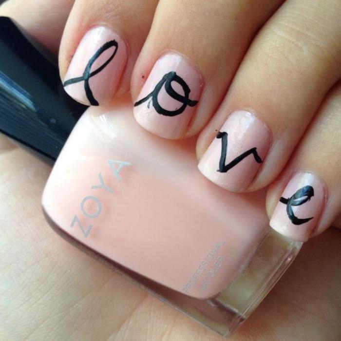 manucure-graffiti-écrire-sur-ses-ongles-nail-art-effet-grafitti