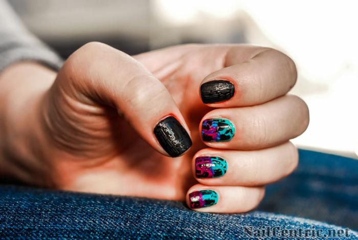 essayez la manucure graffiti plusieurs id es et produits pour votre nail art r ussi. Black Bedroom Furniture Sets. Home Design Ideas