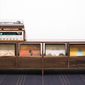Meuble Vinyle | 35 idées design et pratiques pour votre collection