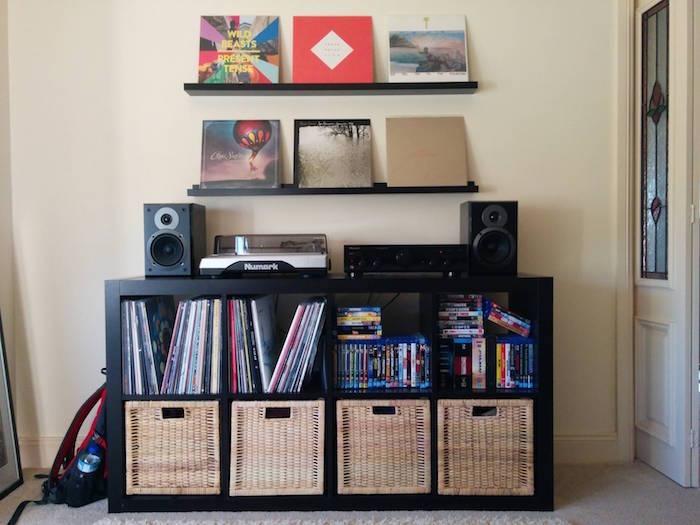 Meuble Vinyle 35 Id Es Design Et Pratiques Pour Votre