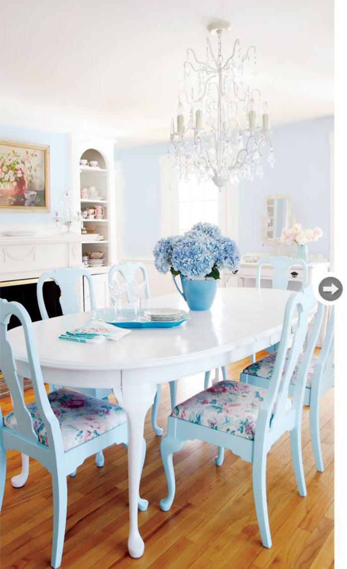 free dco et meubles shabby chic dans la salle manger comment crer une atmosphre vintage lgante with deco vintage chic