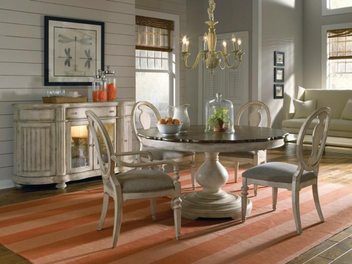 meubles-shabby-chic-idée-déco-salle-à-manger-shabby-chic