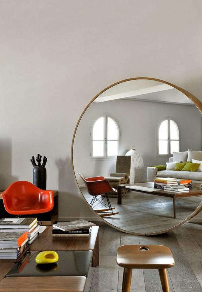 Comment r aliser une belle d co avec un miroir design for Petits miroirs deco