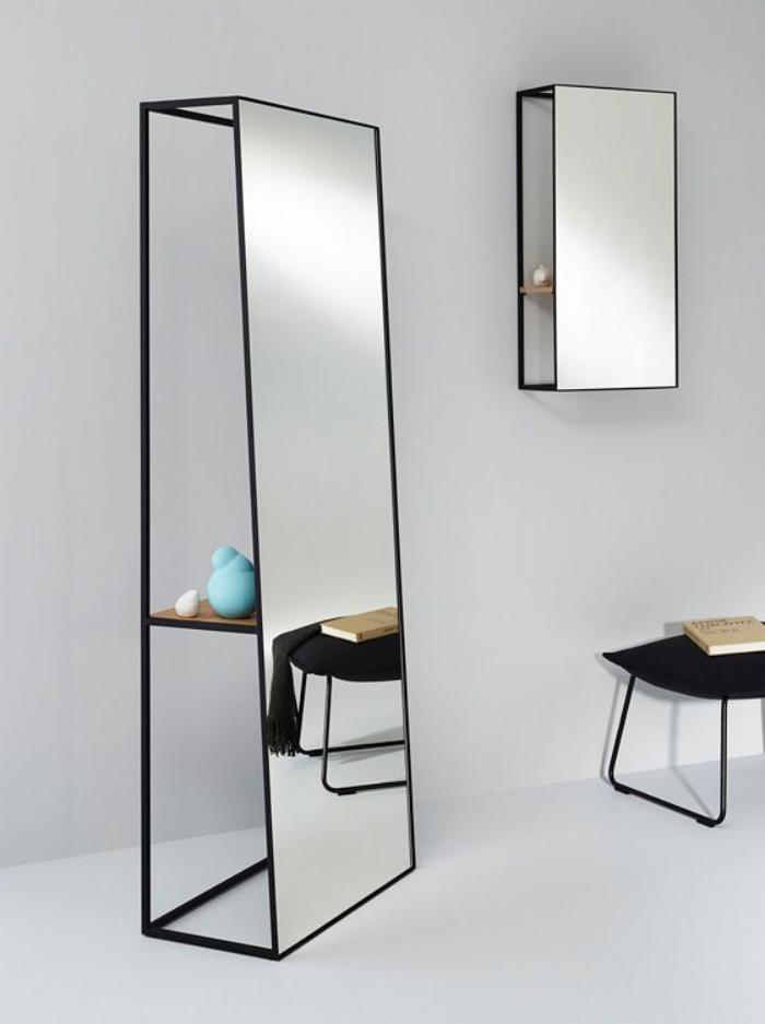 comment r aliser une belle d co avec un miroir design On grand miroir design moderne