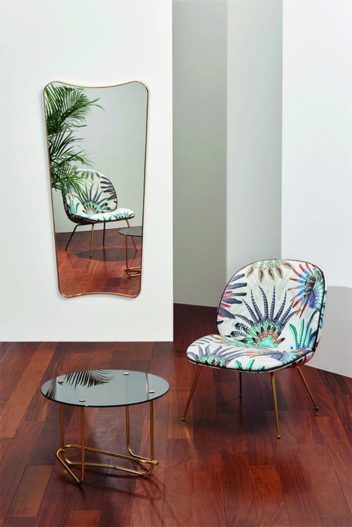 comment r aliser une belle d co avec un miroir design On miroir forme originale