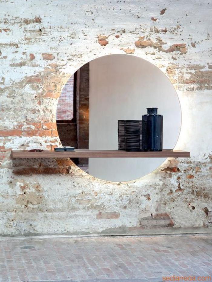 Comment r aliser une belle d co avec un miroir design for Decoller un miroir du mur