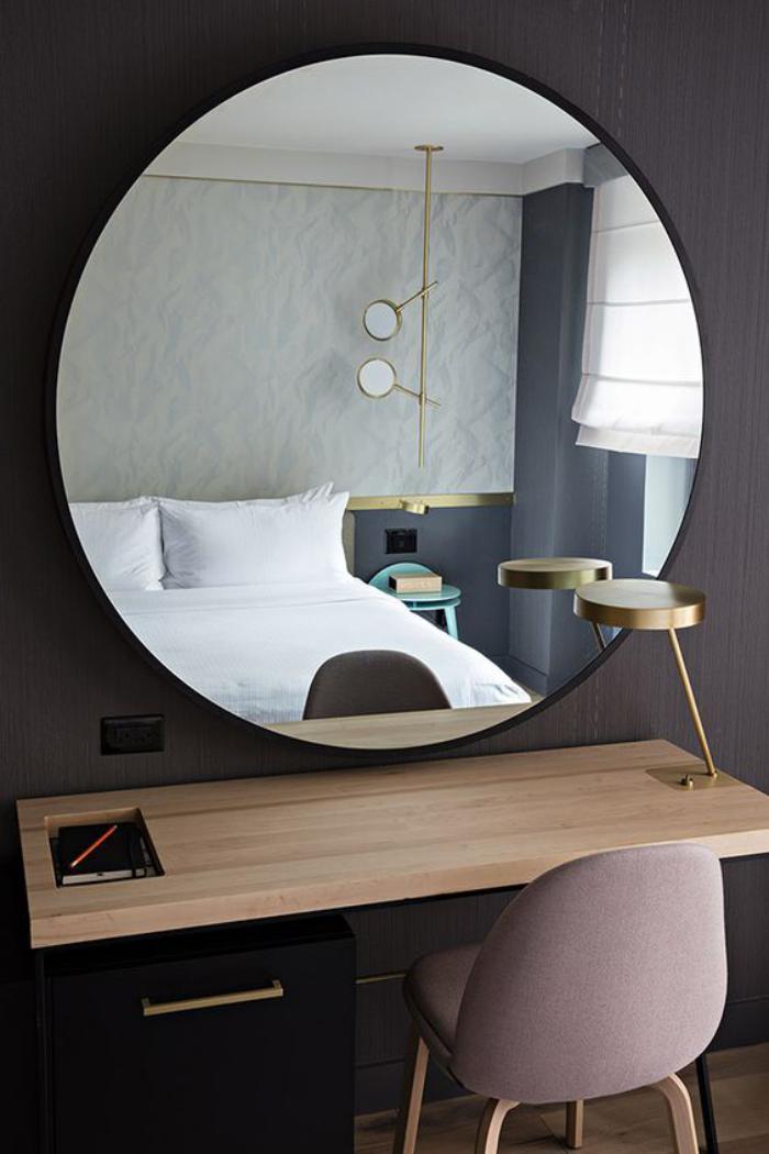Comment r aliser une belle d co avec un miroir design for Miroir wallpaper