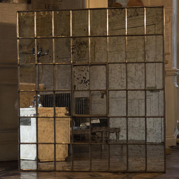 le miroir fen tre en 53 photos. Black Bedroom Furniture Sets. Home Design Ideas