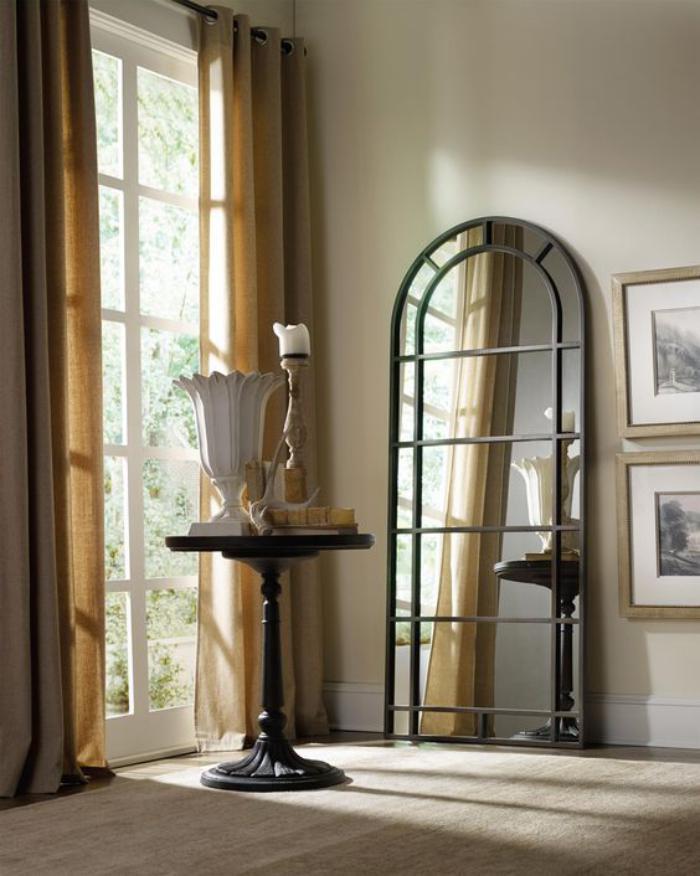 Le miroir fen tre en 53 photos for Decoration miroir fenetre