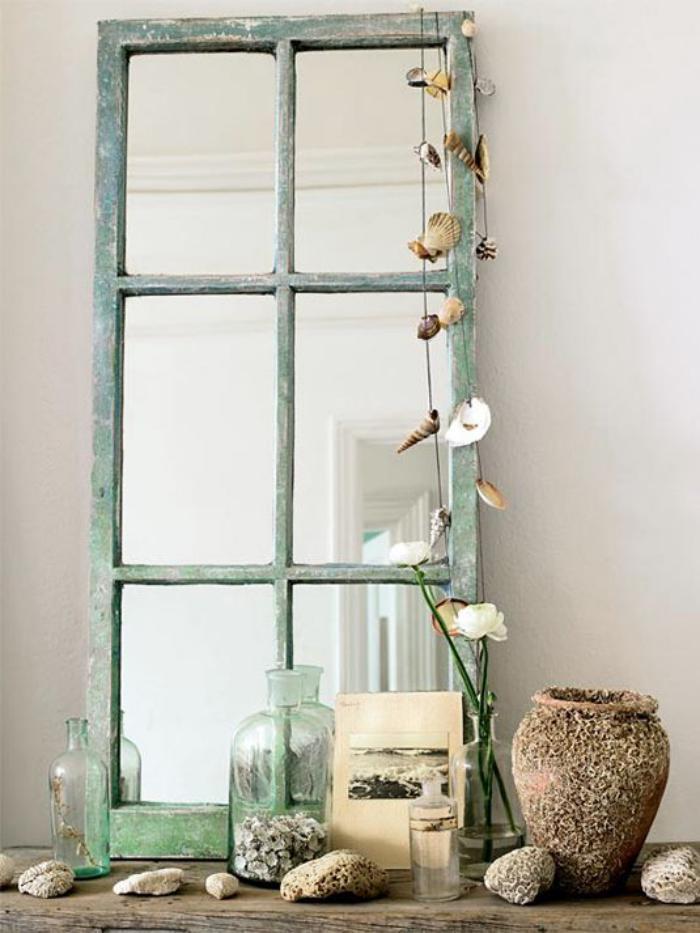 miroir-fenêtre-diy-fntere-miroir-bois