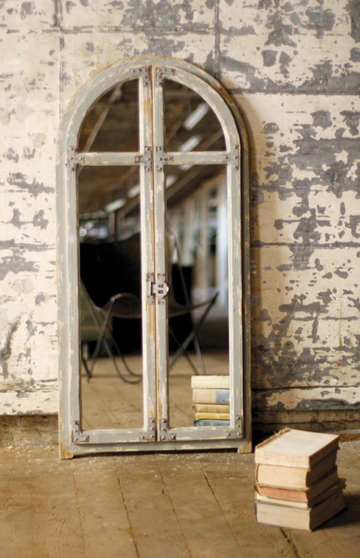 miroir-fenêtre-miroir-arcade-cadre-vieille-fenetre