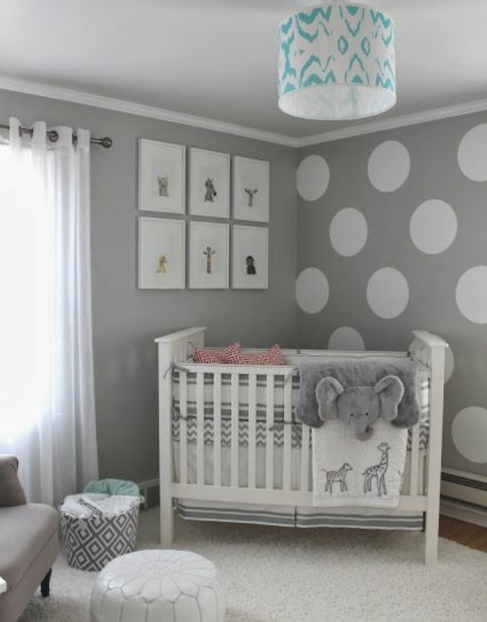 Idees Peinture Chambre Fille