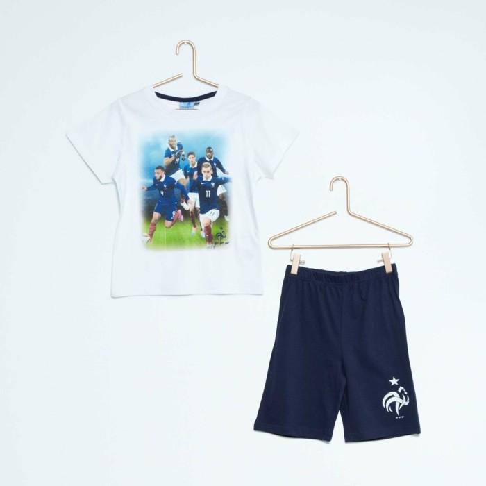 pijamas-d-été-enfant-10-Euros-Kiabi-avec-l'equipe-de-France-resized