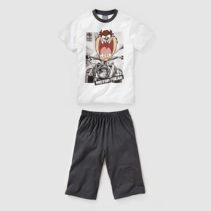 pijamas-été-enfant-13-49-Euros-La-Redoute-Looney-Tunes-resized