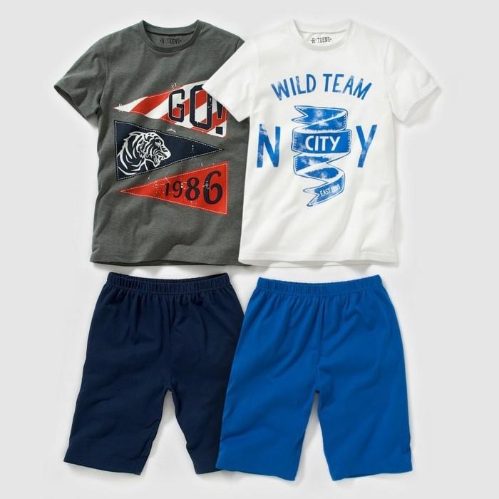 pijamas-d-été-enfant-16-89-Euros-La-Redoute-R-edition-lot-de-deux-resized
