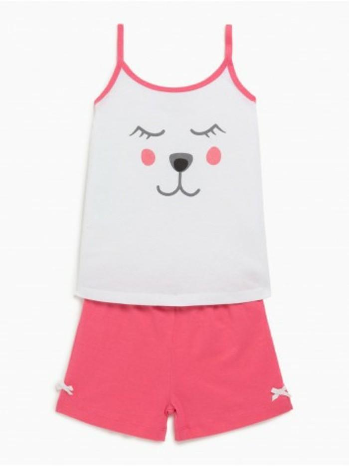 pijamas-d-été-enfant-6-99-Euros-La-Halle-fille-resized