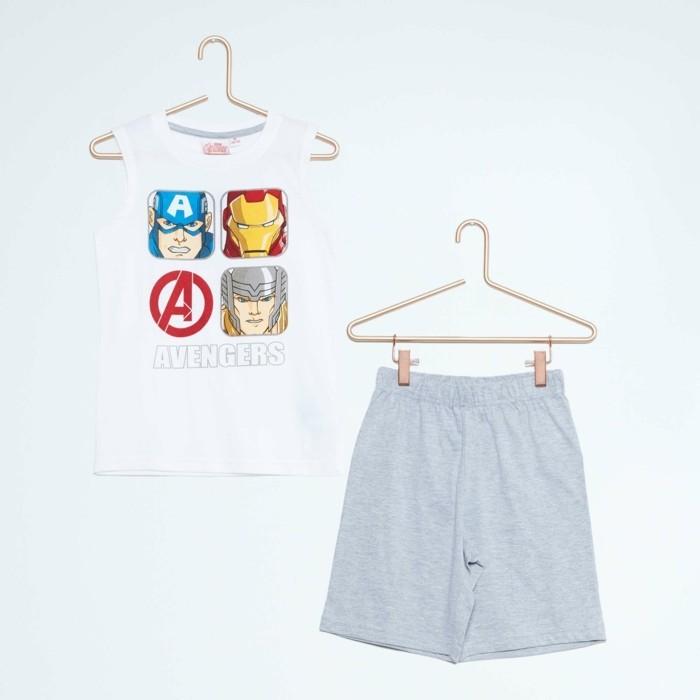 pijamas-d-été-enfant-8-Euros-Kiabi-aux-personnages-de-BD-resized