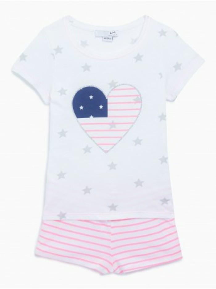 pijamas-d-été-enfant-9-99-Euros-La-Halle-fille-resized