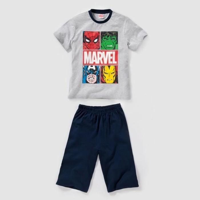 pijamas-été-enfant-La-Redoute-13-Euros-garcon-Marvel-resized