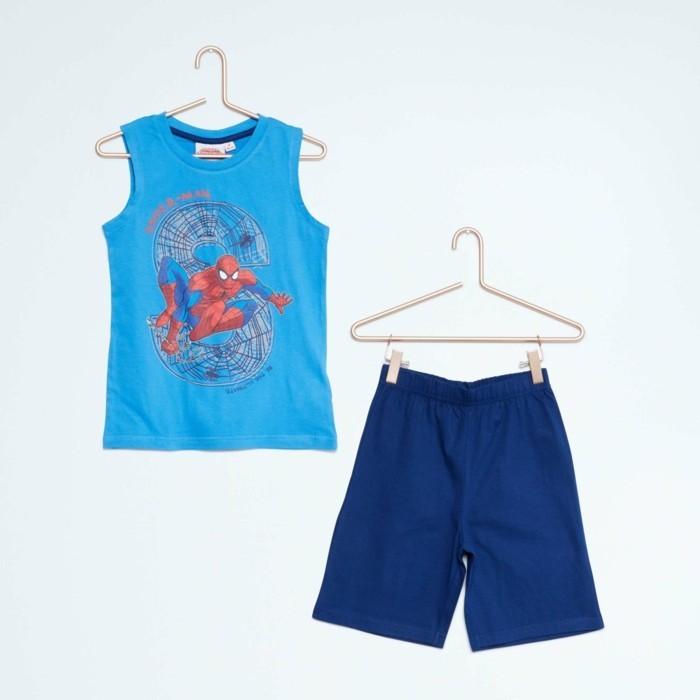 pijamas-été-enfant-court-Spider-man-en-bleu-8-Euros-Kiabi-resized