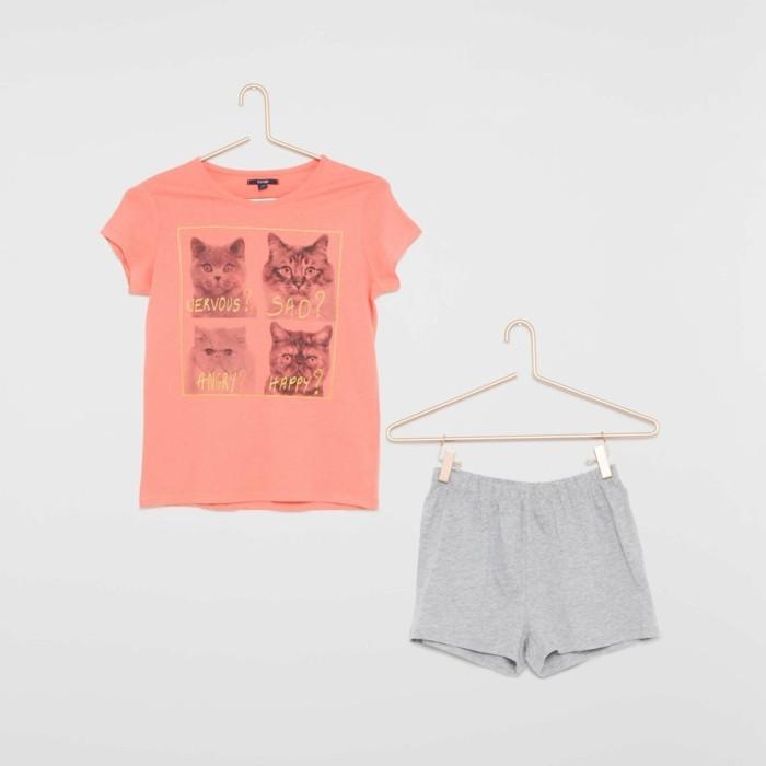 pijamas-d-été-enfant- fille-Kiabi-8-Euros-aux-chatons-resized