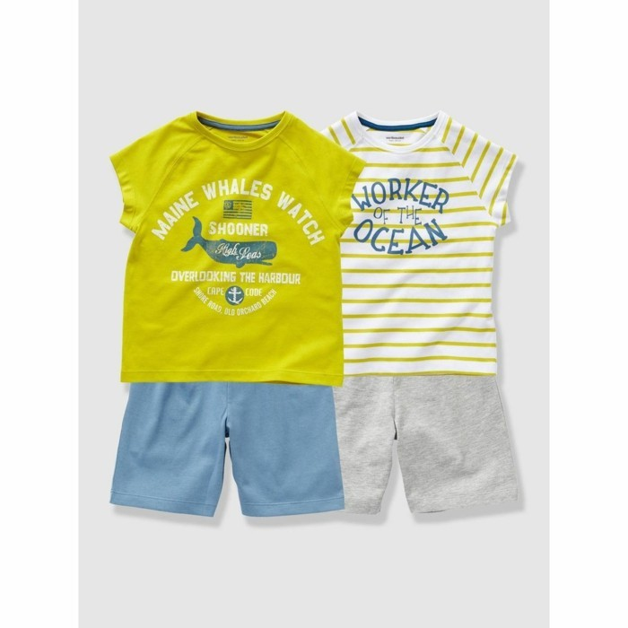 pijamas-été-enfant-lot-de-deux-21-90-Euros-La-Redoute-Vertbaudet-resized
