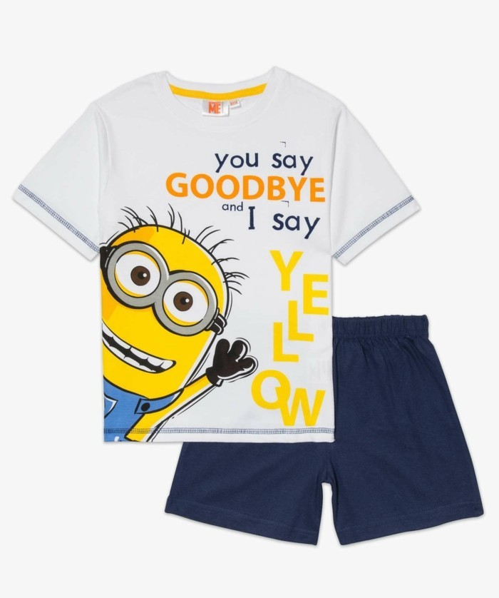 pijamas-été-enfant-12-99-Euros-Gemo-Minion-au-message-amusant-resized