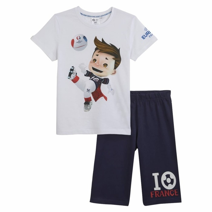 pijamas-été-enfant-14-99-Euros-mascotte-Euro-football-Auchan-resized