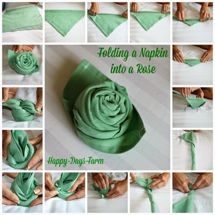 pliage-de-serviettes-en-papier-pour-noel-Pliage-de-serviette-pour-noel