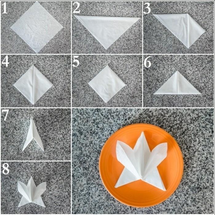 pliage-serviette-papier-noel-Pliage-de-serviette-pour-noel