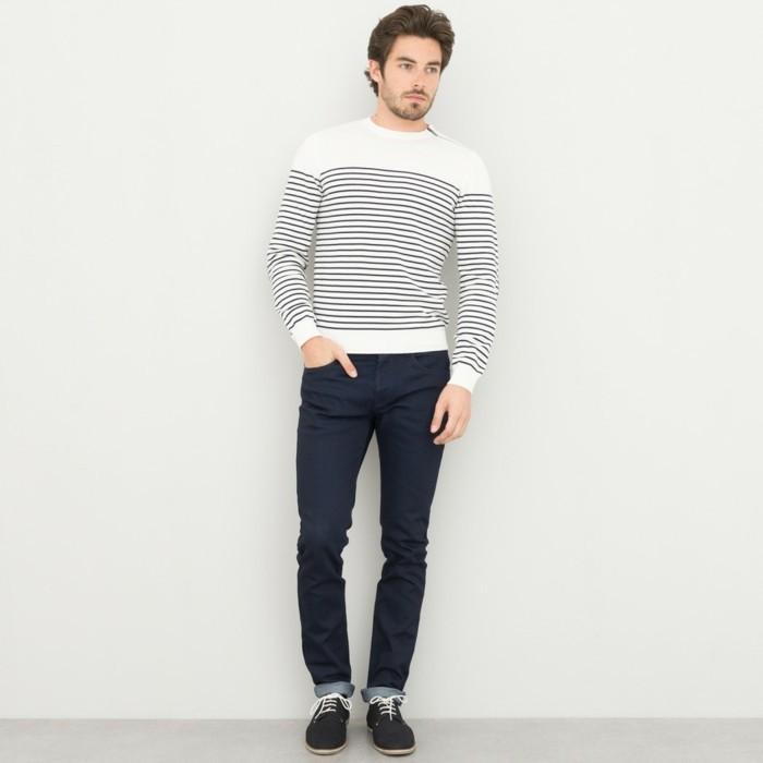 pull-pour-homme-moderne-rayé-noir-et-blanc-resized