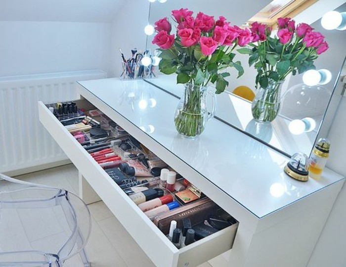 rangement-make-up-idee-maquillage-coin-beauté-comment-organiser-le-coin-beaute