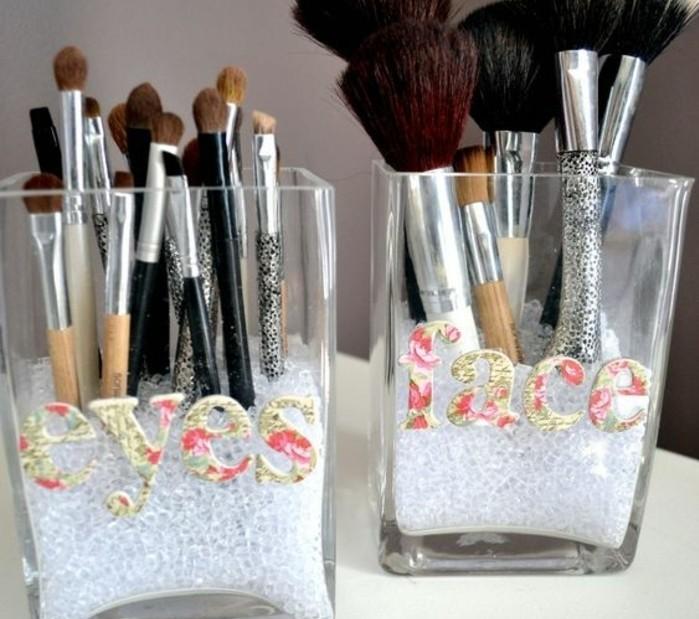 rangement-pinceaux-originale-idee-pour-ranger-le-maquillage-diy-fabriquer-vous-meme-boite-a-maquillage