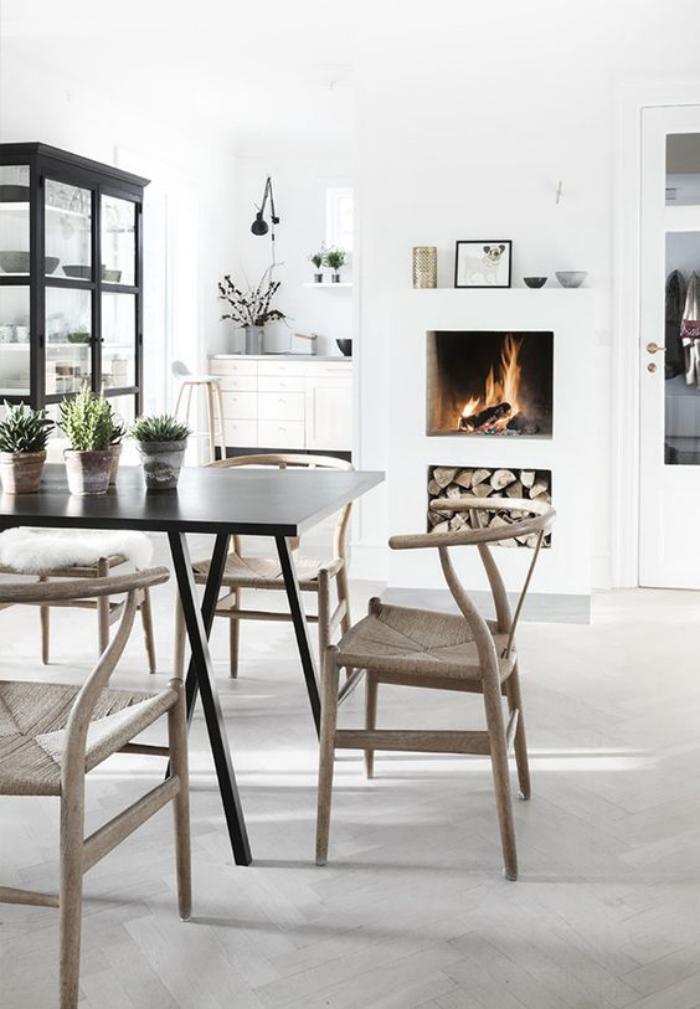 salle-à-manger-scandinave-intérieur-style-scandinave