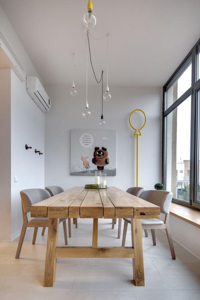 salle-à-manger-scandinave-table-à-manger-style-scandinave