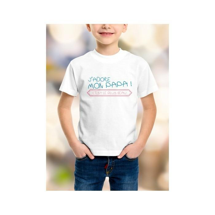 t-shirt-personnalisé-enfant-Chronoflock-mon-papa-resized