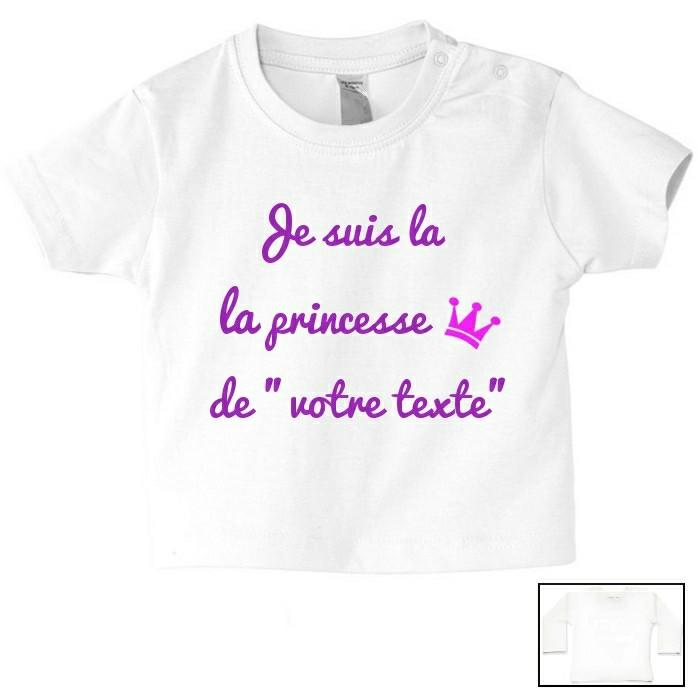 t-shirt-personnalisé-enfant-Floc'-House-la-princesse-a-la-couronne-rose-resized