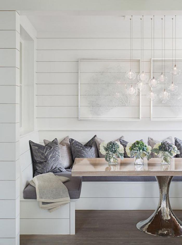 pourquoi choisir une table avec banquette pour la cuisine ou la salle manger. Black Bedroom Furniture Sets. Home Design Ideas