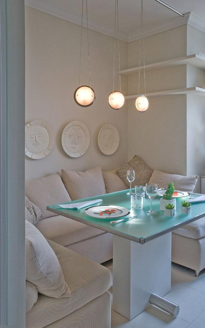 Pourquoi choisir une table avec banquette pour la cuisine for Coin cuisine design