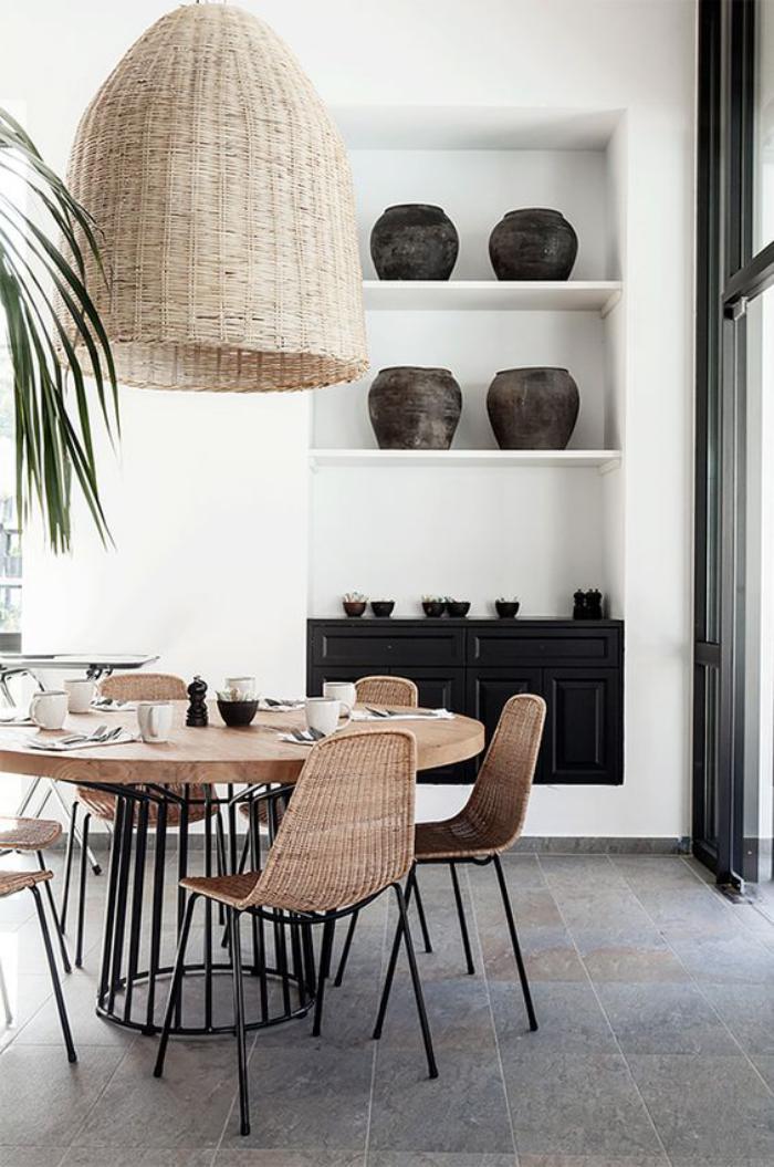 table-de-salle-à-manger-aménager-une-belle-salle-à-manger