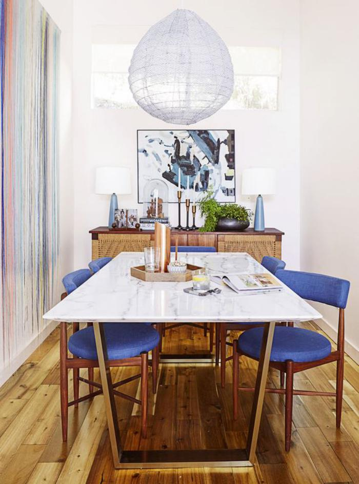 Stunning Table Salle A Manger Marbre Design Images