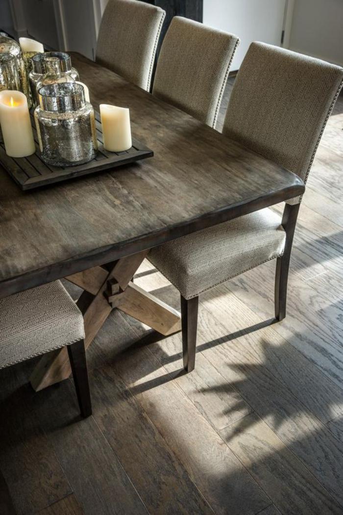 table-de-salle-à-manger-intérieur-style-country-grande-table-rectangulaire